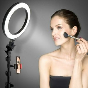 "8"" Selfie Ring Light with Tripod/Cell Phone holder"